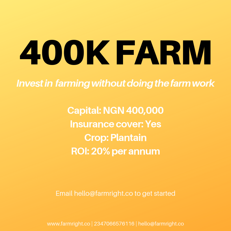 400K FARM ON FARMRIGHT